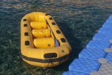 Жёлтый лодк.